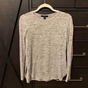 F21 basic long sleeve tee